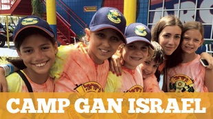 Camp Gan Israel - Space Coast